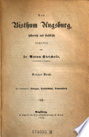 """Die"" Landkapitel: Dillingen, Dinkelsbühel, Donauwörth"