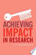 Achieving Impact in Research
