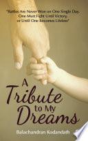 A Tribute to My Dreams Book PDF