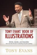 Tony Evans' Book of Illustrations Book