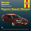 Mazda6 2003 Thru 2012