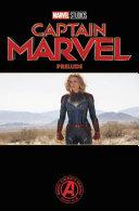 Marvel S Captain Marvel Prelude