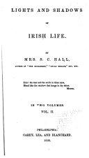 download ebook lights and shadows of irish life pdf epub