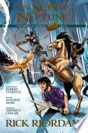 Heroes of Olympus  The  Book Two  Son of Neptune  The  The Graphic Novel