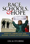 Race  Schools    Hope
