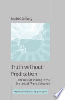 Truth without Predication