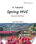 Spring MVC  A Tutorial  Second Edition
