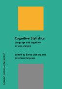 Cognitive Stylistics