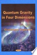 Quantum Gravity in Four Dimensions