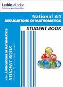 National 3/4 Applications of Mathematics