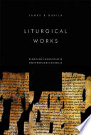 Liturgical Works