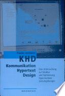Kommunikation - Hypertext - Design