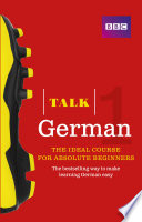 Talk German Enhanced eBook  with audio    Learn German with BBC Active