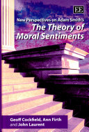 Book New Perspectives on Adam Smith's The Theory of Moral Sentiments