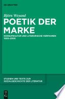 Poetik der Marke