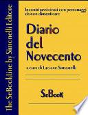 Cesare Angelini   Diario del Novecento