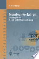 Membranverfahren