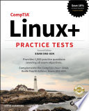 Comptia Linux Practice Tests