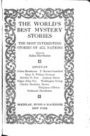 The World's Best Mystery Stories