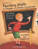 Teaching Math to People with Down Syndrome  and Other Hands On Learners