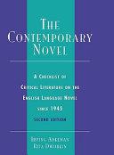 Book The Contemporary Novel