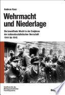 Wehrmacht und Niederlage