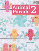 Animal Parade 2 : and frolic on a background of...