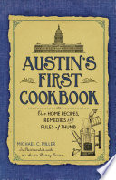 Austin s First Cookbook
