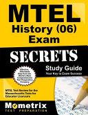 Mtel History  06  Exam Secrets Study Guide