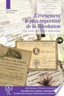 L'événement le plus important de la Révolution