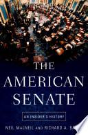 The American Senate Book PDF