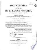 Dictionnaire universel de la langue française avec la prononciation figurée