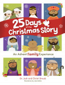 25 Days of the Christmas Story Book