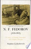 N  F  Fedorov  1828 1903