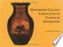 Haverford College Collection of Classical Antiquities