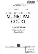 Everybody s guide to municipal court