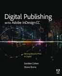 Digital Publishing with Adobe InDesign CC Book