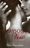 Grayson s Vow