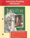 Glencoe Literature, Grade 12, Interactive Reading Workbook