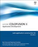 Adobe Coldfusion 8 Application Development