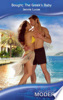 Bought: The Greek's Baby (Mills & Boon Modern)