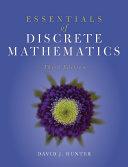 Essentials of Discrete Mathematics Essentials Of Discrete Mathematics Is