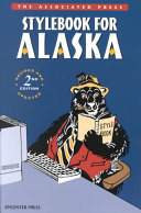 The Associated Press Stylebook for Alaska