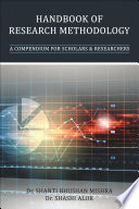 Handbook Of Research Methodology