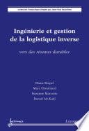 illustration du livre Ingénierie et gestion de la logistique inverse