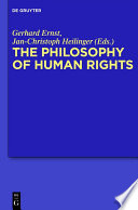 download ebook the philosophy of human rights pdf epub