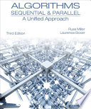 Algorithms Sequential   Parallel  A Unified Approach