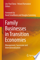 Family Businesses in Transition Economies