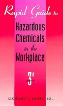 Rapid Guide to Hazardous Chemicals in the Workplace