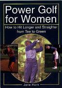 Power Golf for Women